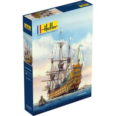 Maquette bateau: Soleil Royal - Heller-80899