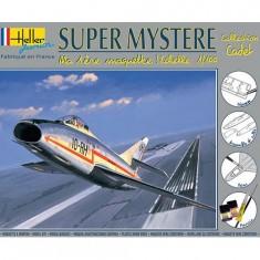 Maquette avion: Super Mystère B2 - Ma première maquette