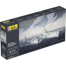 Maquette bateau: Task Force Ravitaillement à la Mer