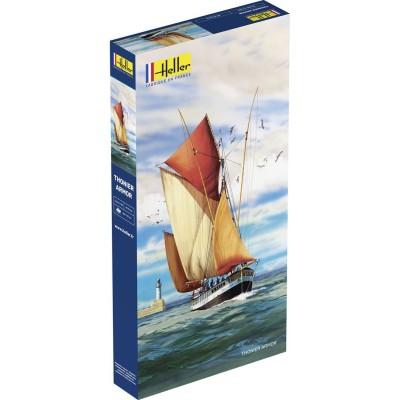 Maquette bateau: Thonier Armor - Heller-80609
