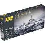 Maquette bateau: Torpedoboot T23 1943