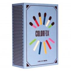 Jeu d'allumettes : ColorFox