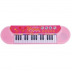 Orgue 32 touches rose