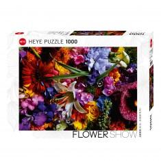 Puzzle 1000 pièces : Bright Lily
