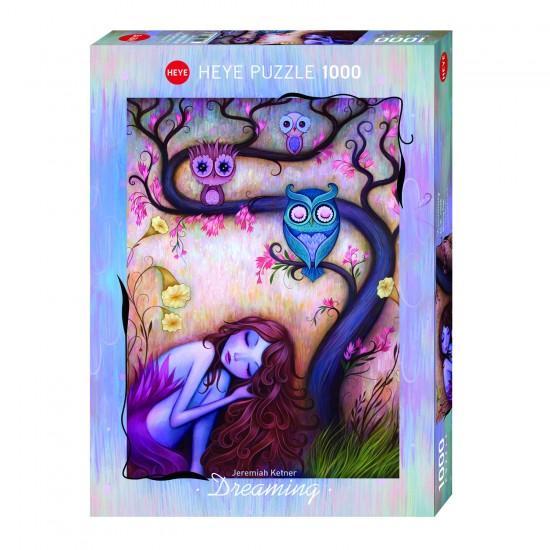 Puzzle 1000 pièces : L'arbre à souhaits, Jeremiah Ketner - Heye-29686-58334