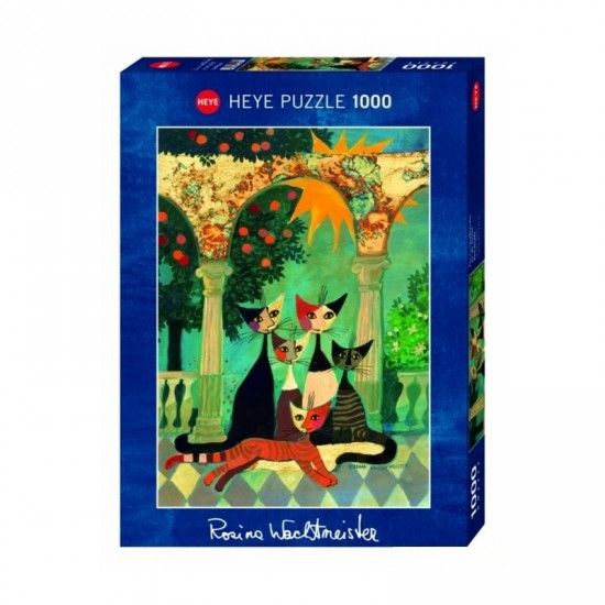 Puzzle 1000 pièces : New Arcade - Heye-58179