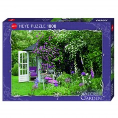 Puzzle 1000 pièces : Pavillon