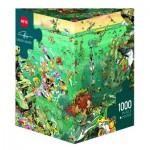 Puzzle 1000 pièces : Sous l'eau, Calligaro