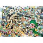 Puzzle 1000 pièces - Calligaro : Les dinos