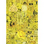 Puzzle 1000 pièces Colin Johnson : Yellow Rose