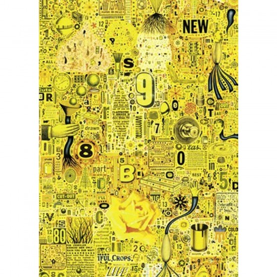 Puzzle 1000 pièces Colin Johnson : Yellow Rose - Heye-29556-58177