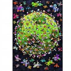 Puzzle 1000 pièces - Mordillo : Football