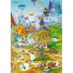 Puzzle 1000 pièces - Mordillo : Idylle