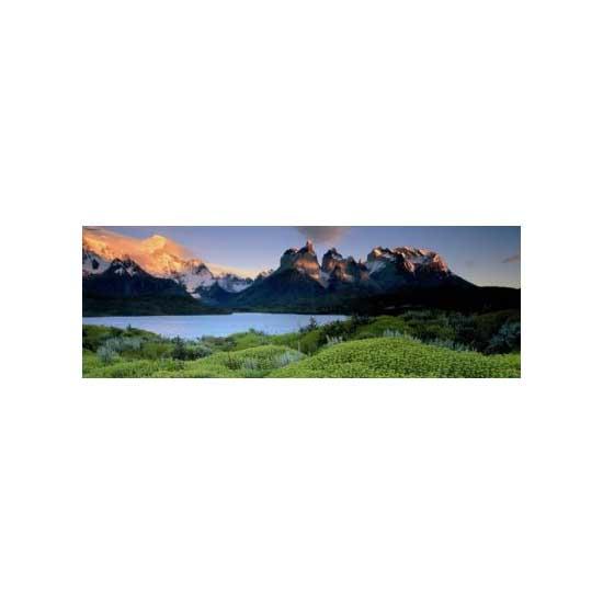 Puzzle 1000 pièces panoramique - Alexander von Humboldt : La plaine - Heye-29288-58216
