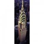 Puzzle 1000 pièces panoramique Vertical : Chrysler Building