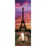 Puzzle 1000 pièces panoramique Vertical : Paris by night