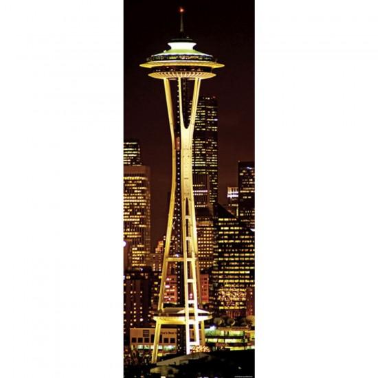 Puzzle 1000 pièces panoramique Vertical : Space Needle - Heye-29553-58268