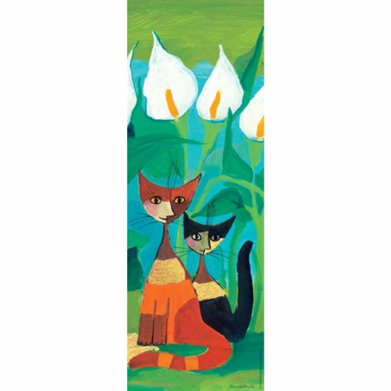 Puzzle 1000 pièces vertical - Rosina Wachtmeister : Callas - Heye-29382-58137