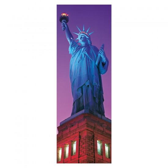 Puzzle 1000 pièces vertical Sights : La statue de la Liberté - Mercier-29605-58296