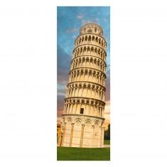Puzzle 1000 pièces vertical Sights : La tour de Pise