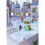 Puzzle 150 pièces - Degano : Nettoyage