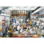 Puzzle 1500 pièces - Blachon : Bon appétit!