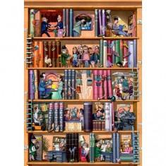 Puzzle 1500 pièces - Igor : Livres