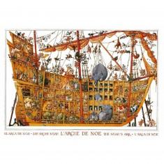 Puzzle 2000 pièces - Wolf : Arche de Noë