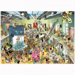 Puzzle 2000 pièces Giuseppe Calligaro : Performance