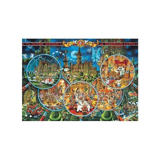 Puzzle 2000 pièces - Ryba : Scène de crime - Heye-29407-58144