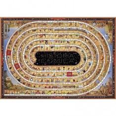 Puzzle 4000 pièces - Degano : La spirale de l'histoire - Opus 1
