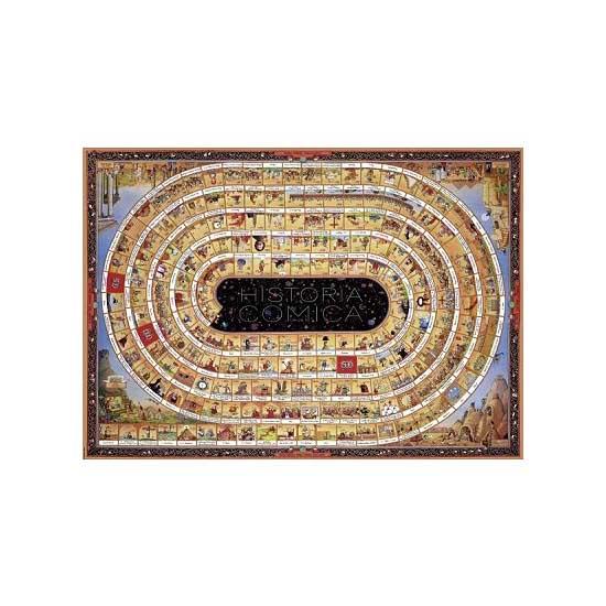 Puzzle 4000 pièces - Degano : La spirale de l'histoire - Opus 1 - Heye-29341-58510