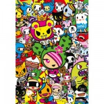 Puzzle 500 pièces : Tokidoki, All Stars
