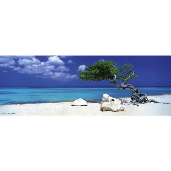 Puzzle 75 pièces panoramique Edition Alexander Humboldt : Divi Divi Tree - Heye-57907-29530