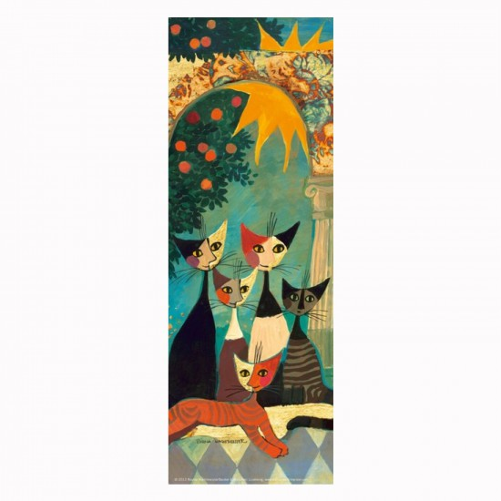 Puzzle 75 pièces vertical Rosina Wachtmeister : Arcade - Heye-57909-29586