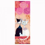 Puzzle 75 pièces vertical Rosina Wachtmeister : Couple
