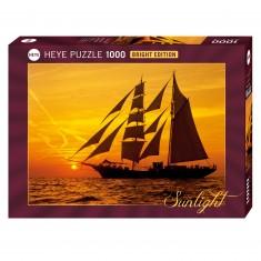 Puzzle 1000 pièces : Sunny Sailing