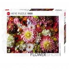 Puzzle 1000 pièces : Airy Dhalia