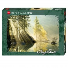 Puzzle 1000 pièces : Morning Glow