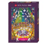 Puzzle 1000 pièces : Crazy Circus