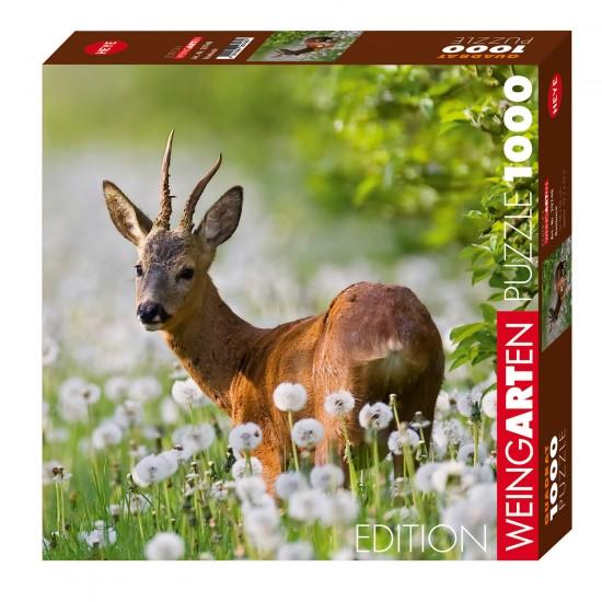 Puzzle 1000 pièces : Roebuck - Heye-58138