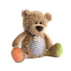Peluche Artychou : Ours 20 cm