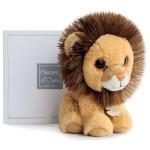 Peluche de la savane : Doudou lion
