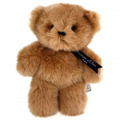 Peluche Ours marron clair Mini Baby