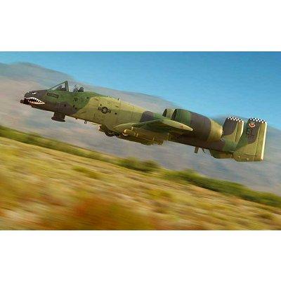 Maquette avion: A-10A Thunderbolt II 1/48 - Hobbyboss-80323