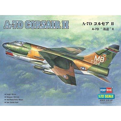Maquette avion: A-7D Corsair II - Hobbyboss-87203