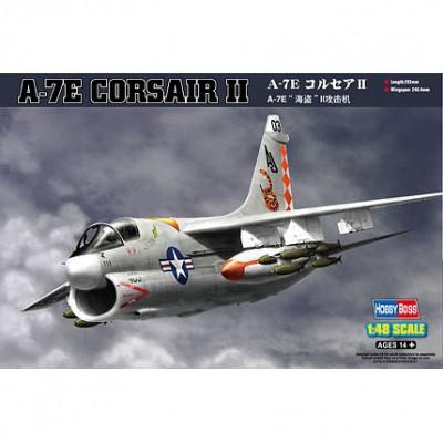 Maquette avion: A-7E Corsair II - Hobbyboss-80345