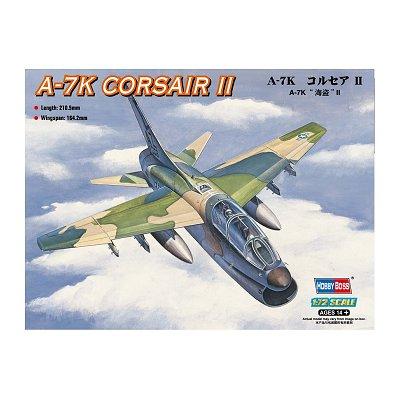 Maquette avion: A-7K Corsair II - Hobbyboss-87212