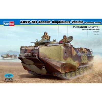 Maquette Char: AAVP-7A1 Vehicule  - Hobbyboss-82413