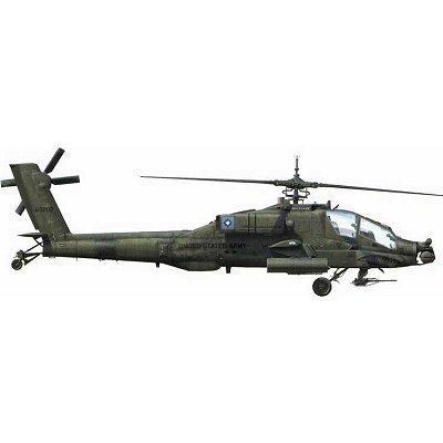 Maquette hélicoptère: AH-64D Apache - Hobbyboss-87219